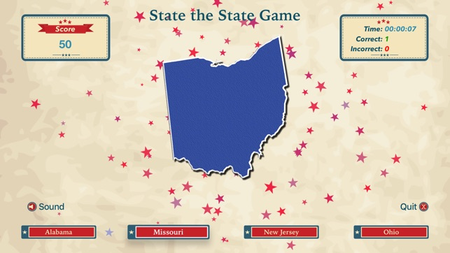 State The States and Capitals on the App Store on learning 50 states, outline 50 states, list 50 states, sing 50 states, match 50 states, name 50 states, show 50 states, practice 50 states, identify 50 states, study 50 states, label 50 states, order 50 states,