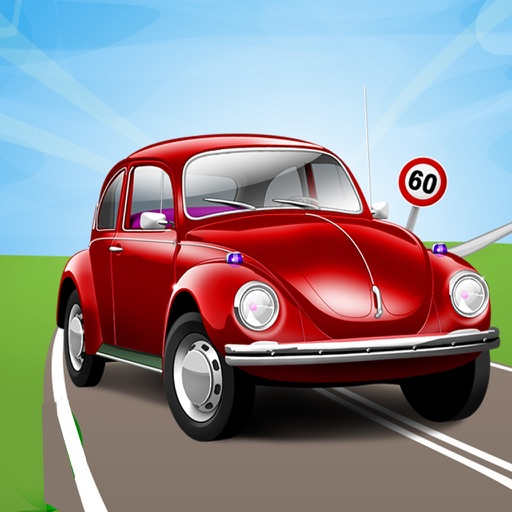 Fast Car Racing : Driving Baby Free Game