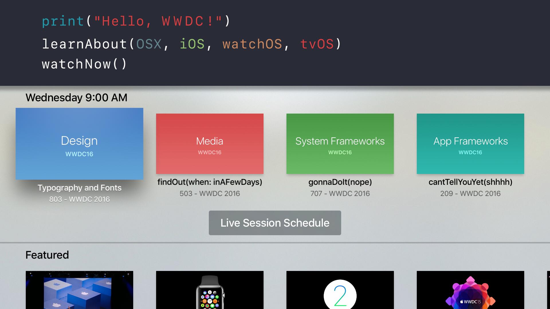Apple Developer screenshot 16