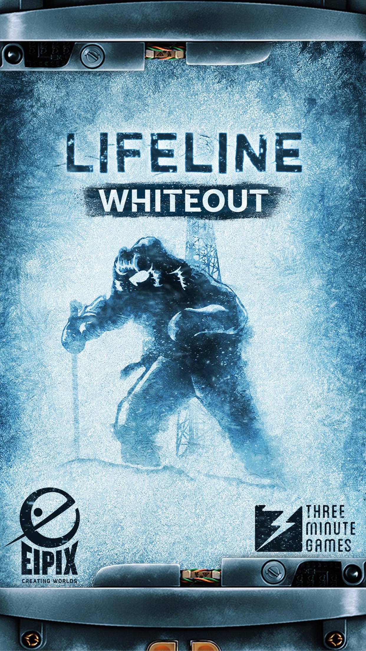 Screenshot do app Lifeline: Whiteout