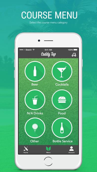 Caddy Tap (Golfer) screenshot three