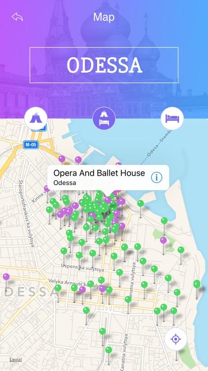 Odessa Travel Guide screenshot-3
