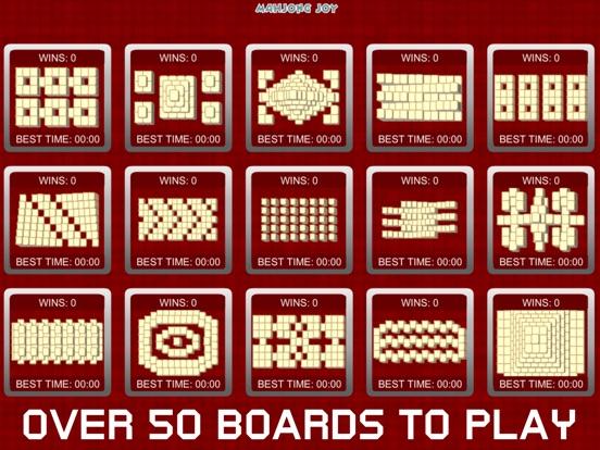 Mahjong Joy - Solitaire Скриншоты7
