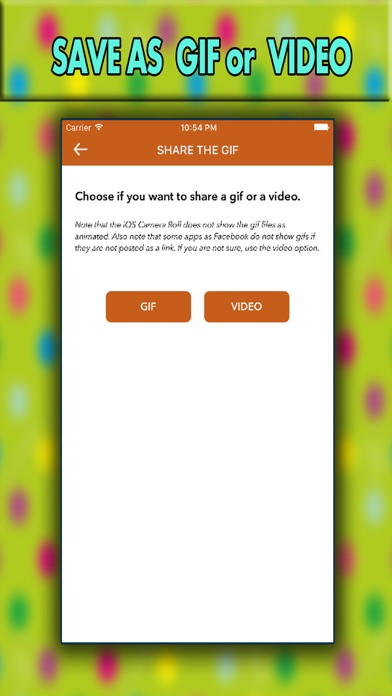 Photo Animation Maker - Turn Your Images To Gif Video screenshot four