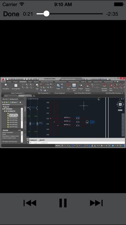 LearnForAutoCADElectrical screenshot-4