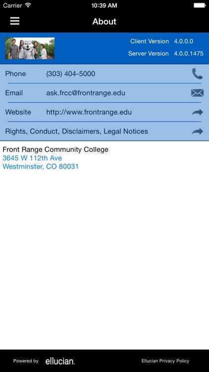 FRCC Mobile screenshot-3