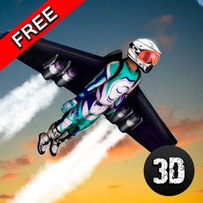 Activities of Flying Man: Skydiving Air Race 3D
