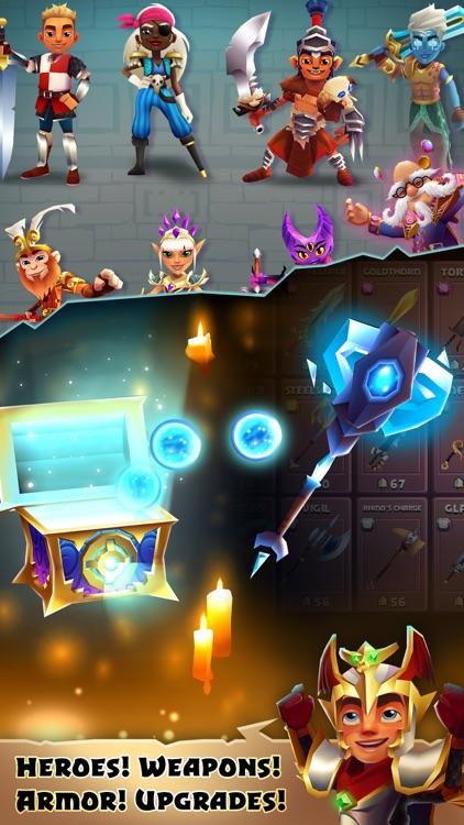 Blades of Brim screenshot-4