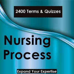 Nursing Process Exam Review : 2400 Quiz & Study Notes