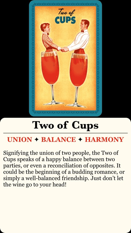 Housewives Tarot screenshot-3