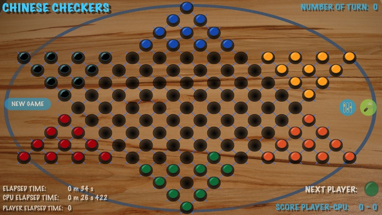 Chinese Checkers - Ultimate