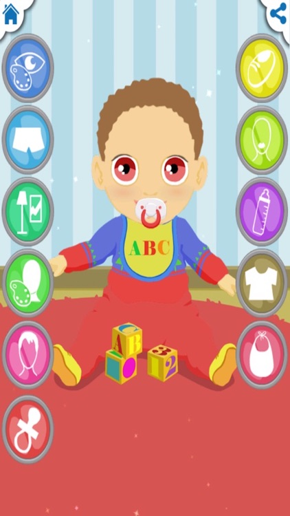 My Little Baby Dress Up - Baby Dress Up Game For Girls screenshot-4