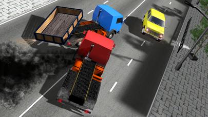 Racing in Flow - Trucksのおすすめ画像2