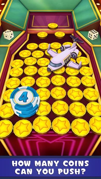 Coin Dozer: Casino ScreenShot0