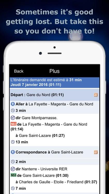 Paris Metro Map screenshot-4
