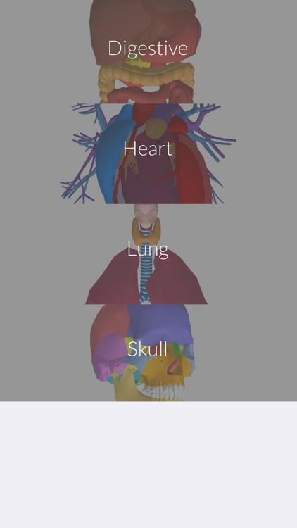 3D Anatomy teachr screenshot-3
