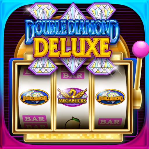 Double Diamond Deluxe Slots - Megabucks Vegas Slot Machine & Free Spins FREE
