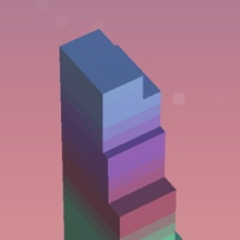 Block Tower Stack-Up - Reach up high in the sky, play this endless blocks stacking game