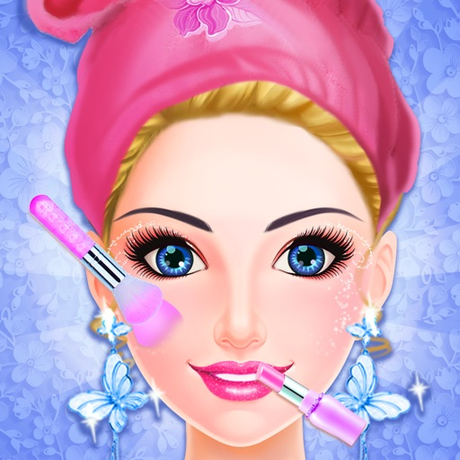 Принцесса моды макияж Spa