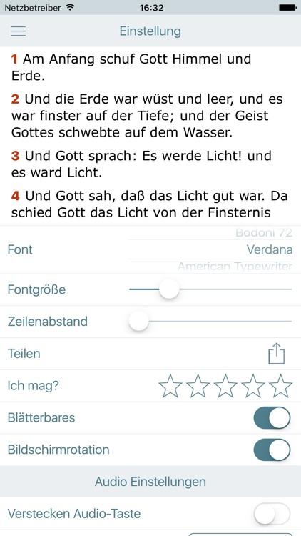 Luther Bibel (Holy Bible in German) screenshot-4