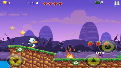 لعبة مغامرات البطريق screenshot two