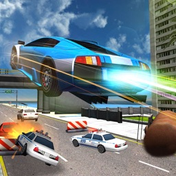 City Traffic Car Drive & Drift Parking Career Simulator Heat Dodging Chase Run Race