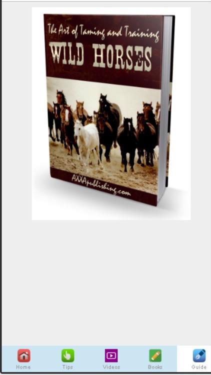 Horse Training - Learn How to Train a Horse screenshot-3