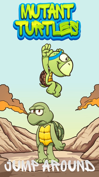 Mutant Turtles - Pizza Raid