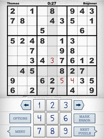 Игра Simply Sudoku – the Free App for iPhone & iPad