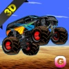 Offroad Hill Racing: Monster Truck Adventure 2016 extreme Simulator