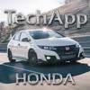 TechApp for Honda Reviews