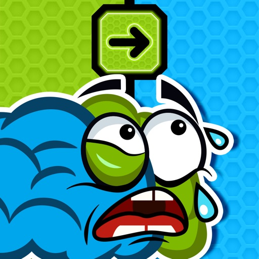 Sharpy - Endless coordination and reflexes, mind teaser arcade game. Train your brain and become more alert.