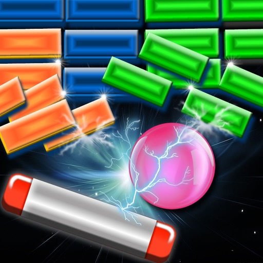 Bricks Breaker Team - Action Game