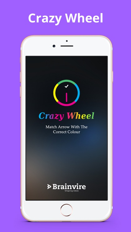 Crazy Wheel : Swap color twisty match with the round circle switch game screenshot-4