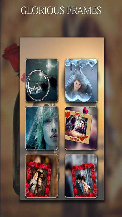 Couple Photo Editor - Lovely Valentine Effects For Beautiful Pip Collage