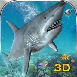 Angry Sea Shark Attack 3D Simulator