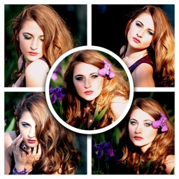 Photo Collage Maker Pic Editor - Options & Stamps for Combining your Pictures in Groups