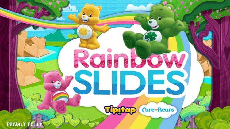 Rainbow Slides: Care Bears! screenshot-0