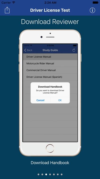Wisconsin DMV Driver License Test Reviewer screenshot-3