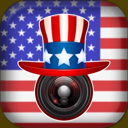 4th of July Photo Editor – Celebrate Independence Day and Decorate Pics with Patriotic Sticker.s