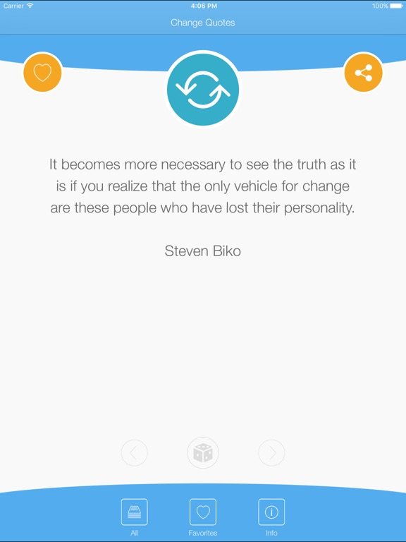 Change Quotes - Words About Being Different-ipad-1