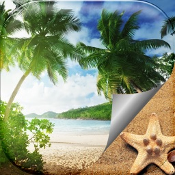 Summer Beach Wallpaper – Beautiful Tropical Island and Paradise Vacation Background.s