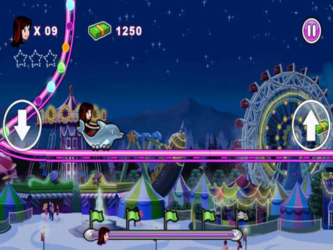 Crazy Roller Coaster Gameのおすすめ画像3