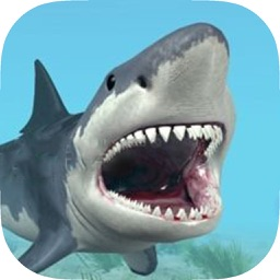 2016 Shark Spear-Fishing Simulator - Great White Fish hunting Spots In Deep Sea