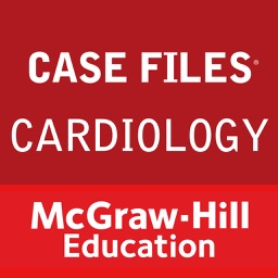 Case Files Cardiology (30 Clinical Cases - Lange Case Files by McGraw Hill Medical)