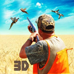 Flying Bird Hunting Season 3D Simulator: Sniper Hunter in Safari Jungle