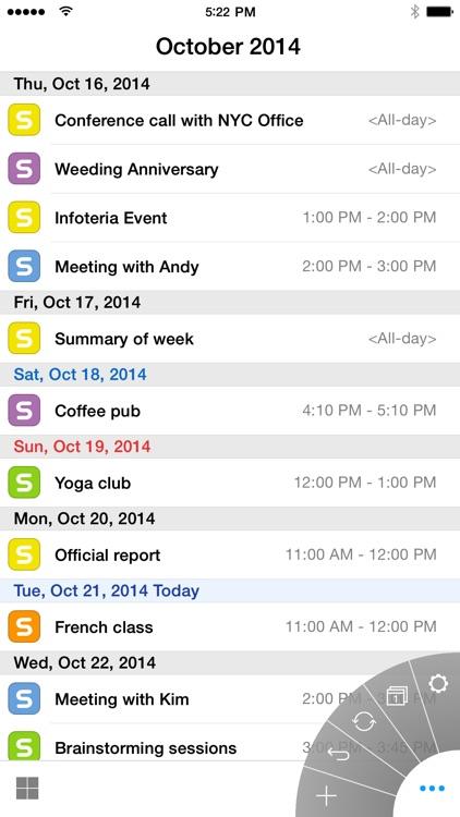 SnapCal - for Google Calendar screenshot-4