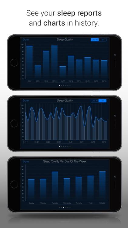 Clever Alarm Clock (Sleep Cycle Tracker) screenshot-4