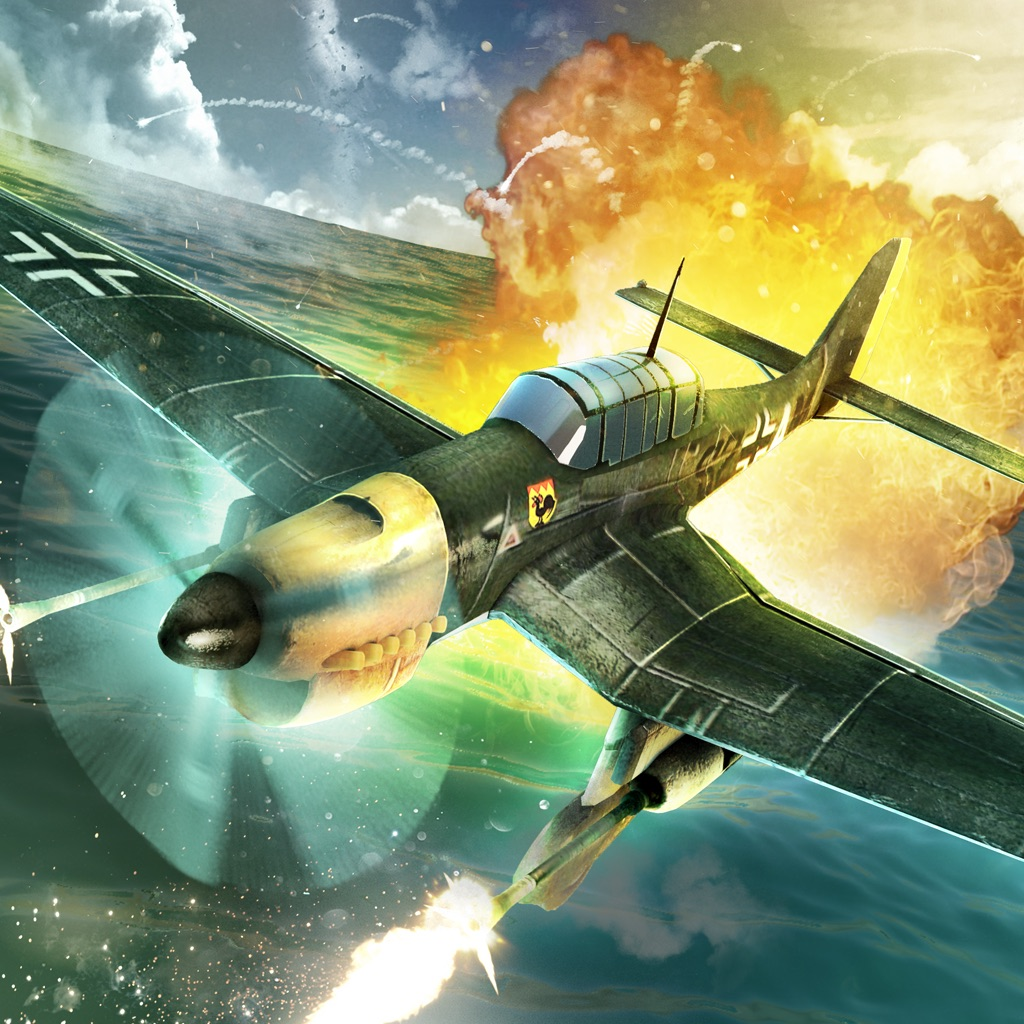Allies Sky Raiders WW2: 1942 Iron Storm in Air Force Empires Free hack