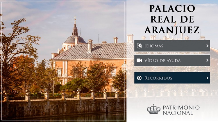 Palacio Real de Aranjuez screenshot-2
